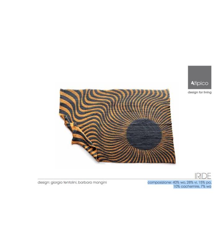 plaid iride 130x180 by atipico. Black Bedroom Furniture Sets. Home Design Ideas