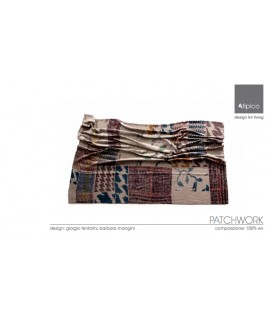 Plaid Patchwork 130x180 by Atipico