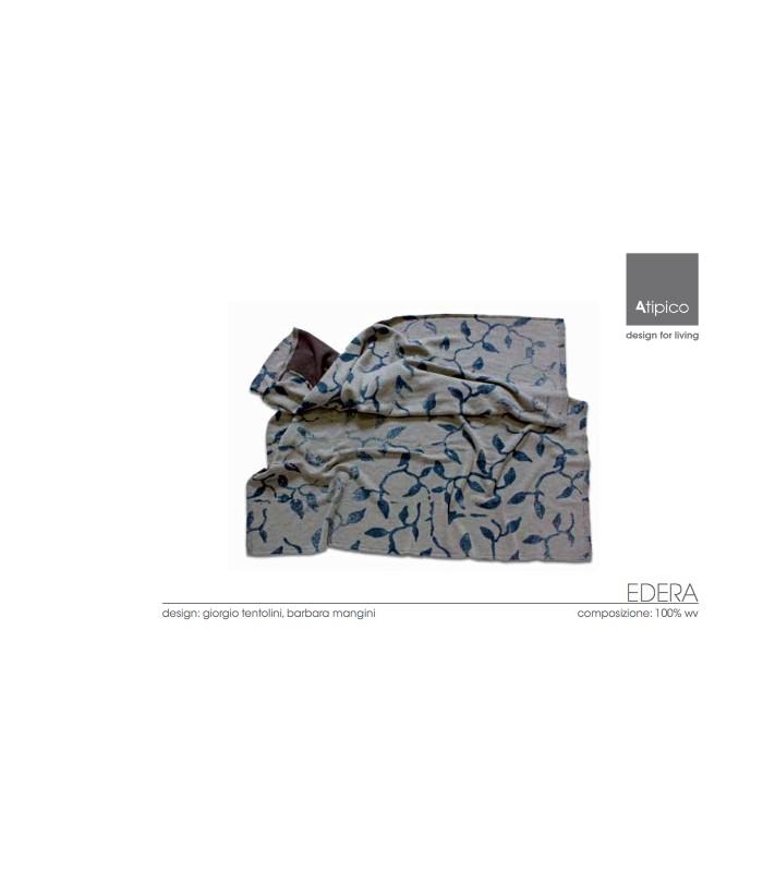 plaid edera 130x180 by atipico. Black Bedroom Furniture Sets. Home Design Ideas