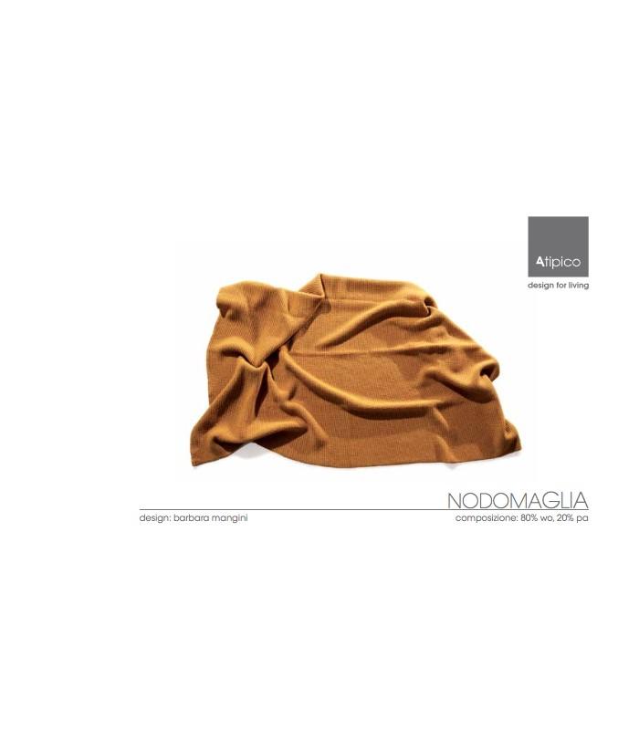 plaid nodomaglia 130x180 by atipico. Black Bedroom Furniture Sets. Home Design Ideas