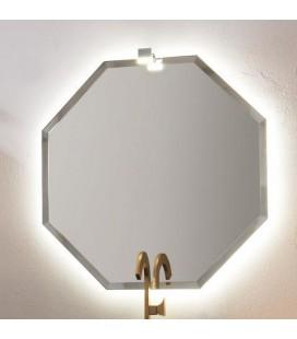 POLYGON 3 specchio 120x120 Compab