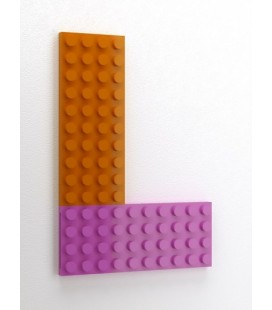 Brick Termoarredo Lego By Scirocco