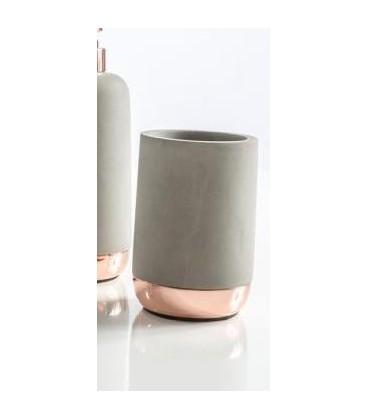 Bicchiere Copper Cement Cipi'