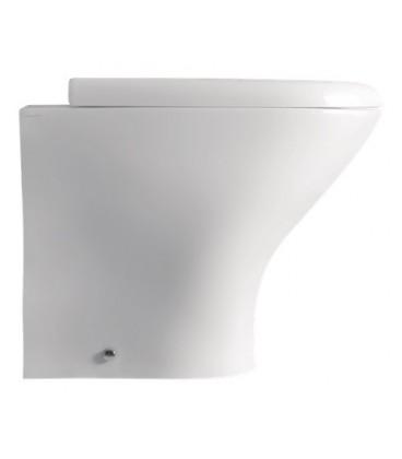 WC a terra Acquatech Bianco Kerasan