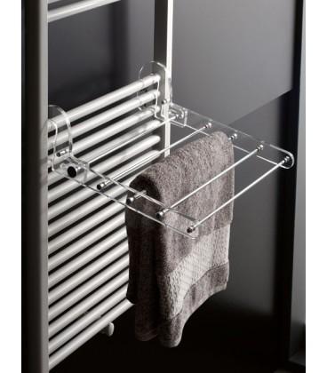 Tl bath stendibiancheria piccolo da termoarredo in - Stendibiancheria da bagno ...