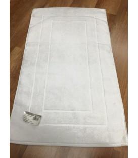Tappeto da bagno IKI Bianco Atipico