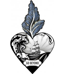 EXVOTO Cuore Decorativo Go Beyond / Supera
