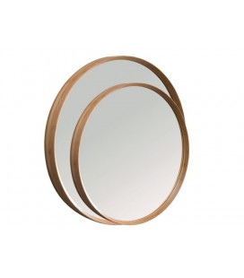Round Mirror specchio Natural by Cipi'