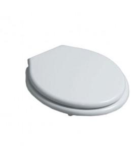 Nic Design coprivaso PIllow per wc Bianco con soft-closing